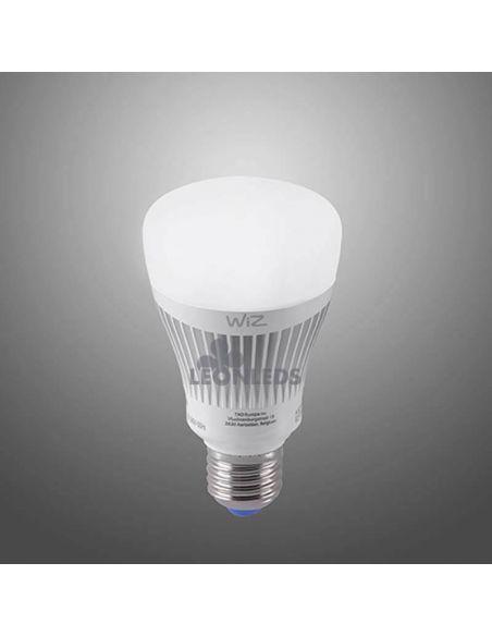 Bombilla LED WiZ regulable inteligente Android IOS Home WiFi E27 11,5W Trio Lighting   León Leds Iluminación