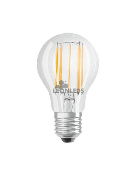 Bombilla LED E27 Filamento PARATHOM 10W A60 | Bombilla LED A60 Vintage OSRAM| LeonLeds Iluminación