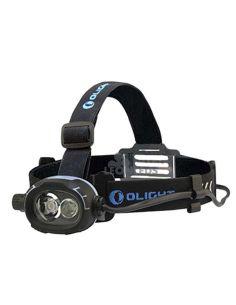 Olight Linterna Frontal H27 W 1500Lm LED | Linterna de cabeza con wifi| LeonLeds Iluminación