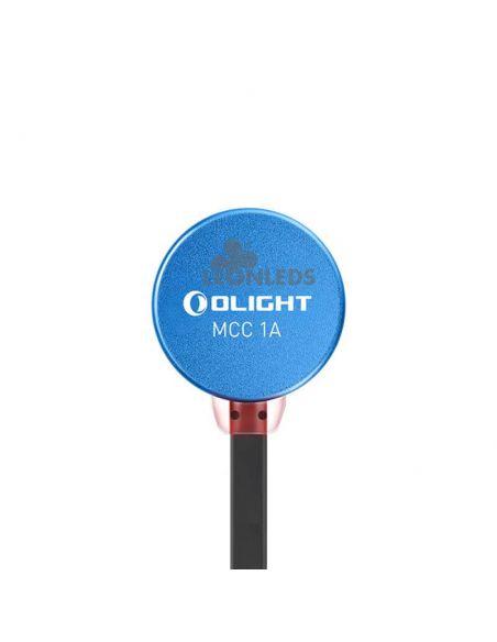 Linterna de mano S2R II Baton 1150Lm recargable olight negra | bateria 3200 mah| LeónLeds Iluminación