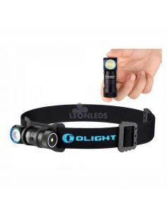 Linterna frontal LED recargable H1R NOVA 600Lm | 600 lúmenes  | LeónLeds Iluminación