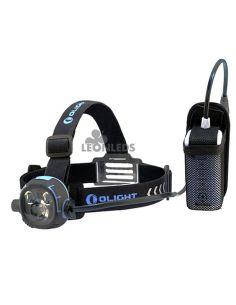 Linterna frontal LED H37 WAVE 2500Lm | 2500 lúmenes | LeónLeds Iluminación