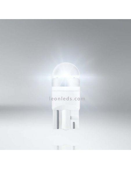 Bombillas LED Osram T10 6000K 12V 1W (2Uds) LEDriving SL 2825DWP-02B Osram   LeonLeds Iluminación