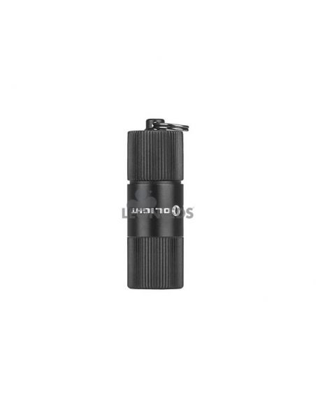 Linterna llavero LED I1R 2 EOS 150Lm negra   ipx8   LeónLeds Iluminación