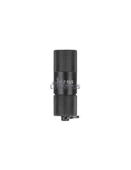 Linterna llavero LED I1R 2 EOS 150Lm negra   para llavero o bolsillo  LeónLeds Iluminación