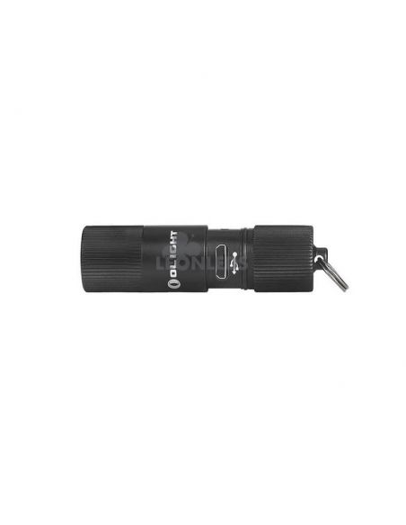 Linterna llavero LED I1R 2 EOS 150Lm negra   chip led 5 lados   LeónLeds Iluminación