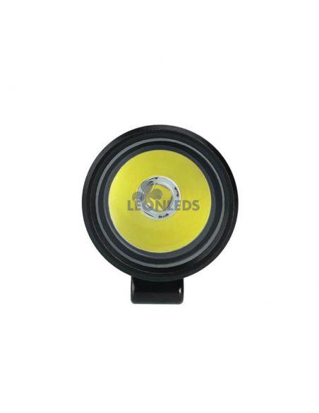 Linterna táctica LED I3T EOS 180Lm negra | Philips LUXEON TX led | LeónLeds Iluminación