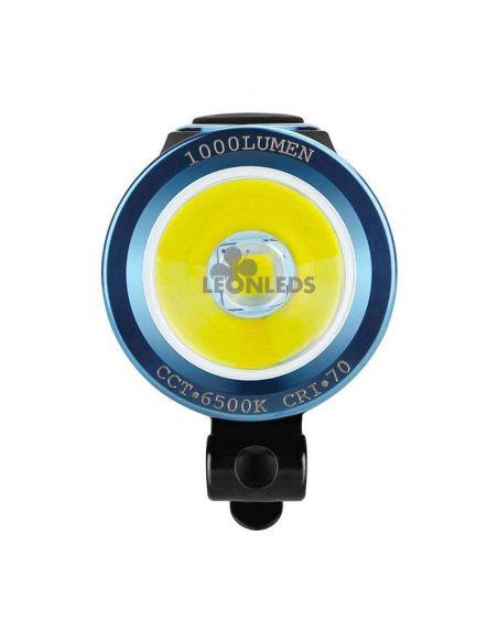 Linterna de bolsillo LED S1R Baton 2 1000Lm negra |5 modos iluminación | LeónLeds Iluminación