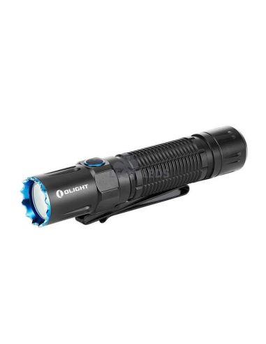 Linterna LED M2R PRO Warrior 1800Lm Olight | Linterna largo alcance 1800 lumenes IPX8 | León Leds Iluminación