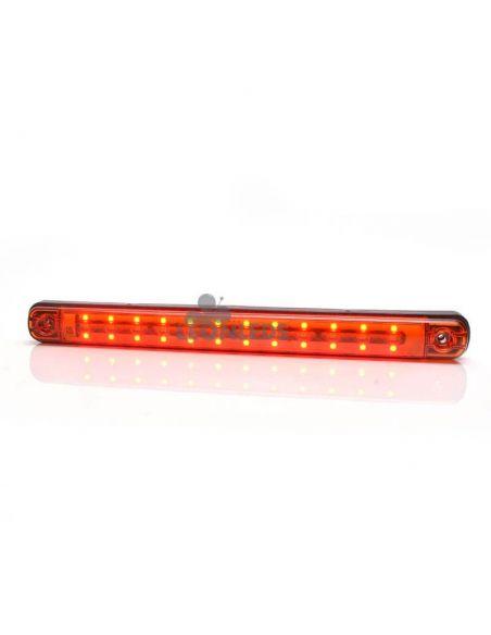 Barra LED trasera 3 funciones con intermitente progresivo 1506DD | LeonLeds