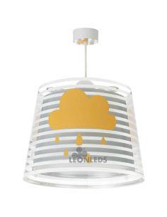 Lámpara de techo infantil Gris Light Feeling 81192E   LeónLeds Iluminación
