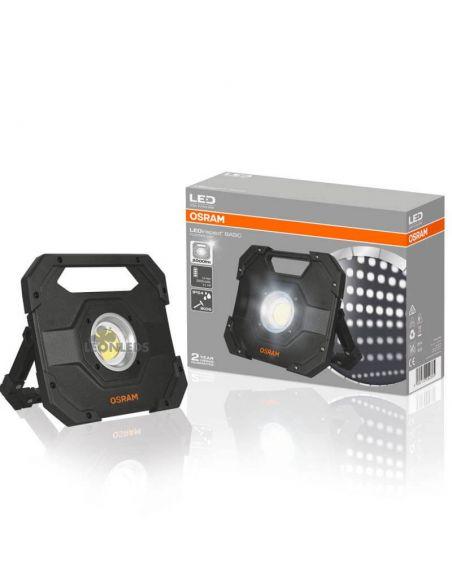 Proyector LED portatil recargable 20W LEDinspect® FLOODER Osram | LeonLeds Iluminación
