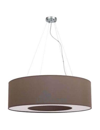 Lámpara de Techo Topo Haiti 80Cm 4XE27 Grande Fabrilamp | LeonLeds