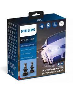 Bombillas LED H4 Ultinon Pro9000 12V 24V  Philips Auto | LeonLeds