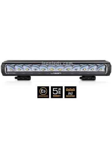 Barra de LED Triple R 1250 Gen 2 Standar 125W 59Cm Con Luz de Posición 00R12-G2-B Lazer | LeonLeds