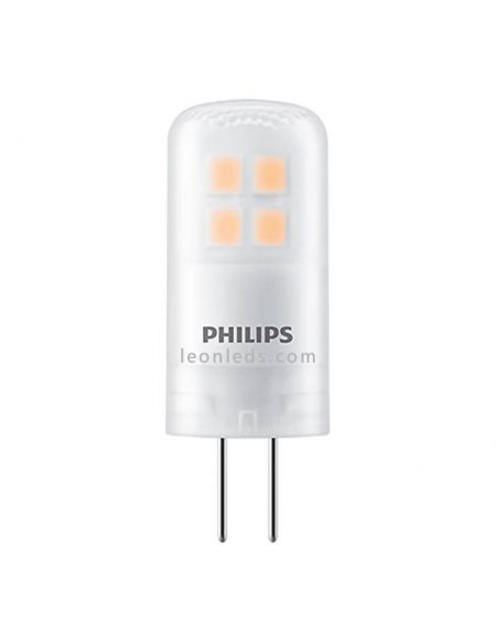 Bombilla LED G4 Regulable 2.1W - 20W CorePro LEDcápsulaLV Philips - 76753200 | LeonLeds.com