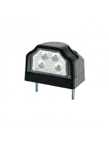 Piloto de Matricula LED equivalente a Hella de Fristom FT031 | LeonLeds Iluminación LED