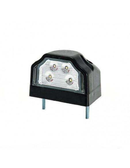 Piloto de Matricula LED equivalente a Hella de Fristom FT031   LeonLeds Iluminación LED