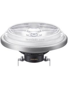 Bombilla G53Led Regulable AR111 -15W- 24º ExpertColor Philips 68698700 | LeonLeds.com