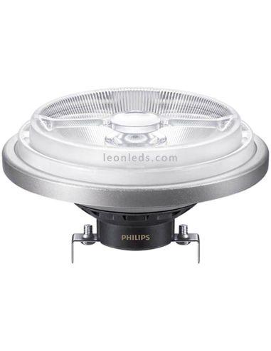 Bombilla G53Led Regulable AR111 -15W- 24º ExpertColor Philips 68698700   LeonLeds.com
