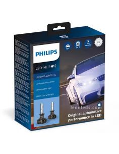 Bombillas H1 LED X-treme Ultinon PRO9000 12/24V HL 11005U90CWX2 | Leonleds