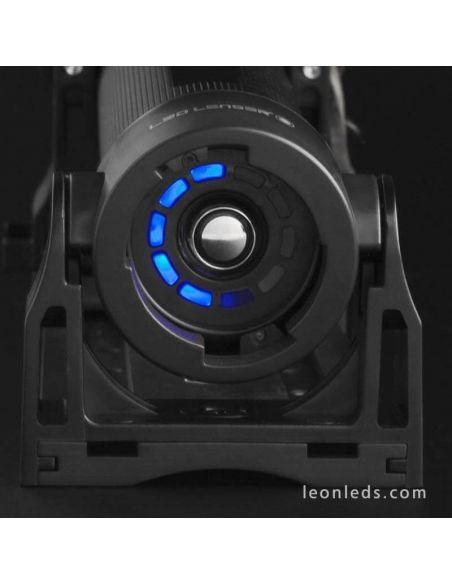 Indicador de carga Linterna Led potente X21R de 5000Lm 501967 LedLenser 501967 | LeonLeds