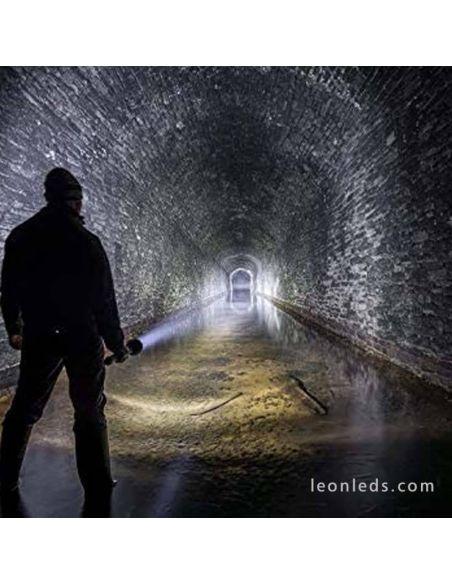 Iluminación de Linterna Led potente X21R de 5000Lm 501967 LedLenser 501967 | LeonLeds