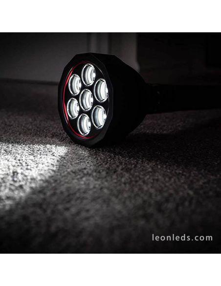 Zoom Linterna Led potente X21R de 5000Lm 501967 LedLenser 501967 | LeonLeds