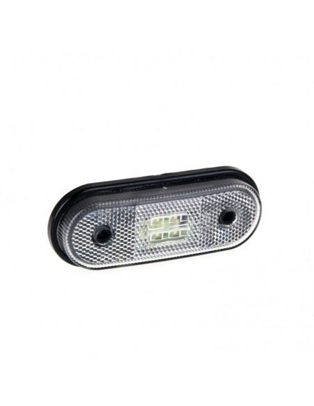 Piloto Posición o Galibo LED con o sin soporte Reflectante Fristom FT020 FT-020 | LeonLeds