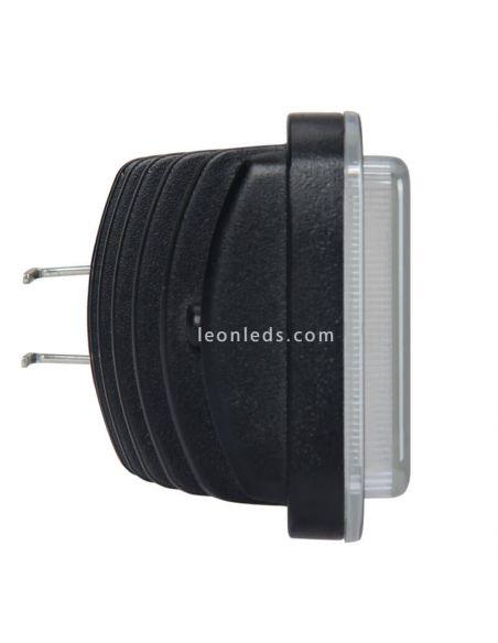 Faro LED Empotrable Jonh Deere Serie 00 y 10 60w 3500Lm LA1002 Agropar | LeonLeds