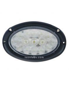 Faro Ovalado LED empotrable Massey Ferguson 4100Lm y 45W LA1021 Agropar | LeonLeds