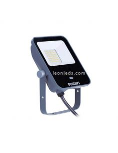 Proyector LED con sensor de movimiento 10W 4000K BVP154 LED10 MDU Ledinaire Philips   LeonLeds