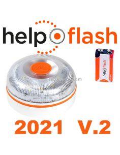 Help Flash V2.0 Luz Led inalambrica de emergencia para vehículos  en caso de accidente | LeonLeds