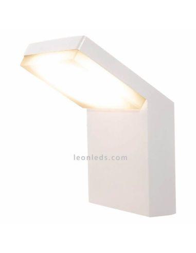 Aplique exterior blanco Alpine Mantra  LeonLeds Iluminación