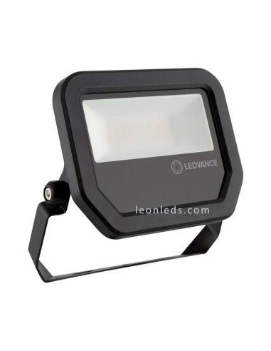 Proyector LED 20W Exterior Negro 2.400Lm Osram LedVance | LeonLeds