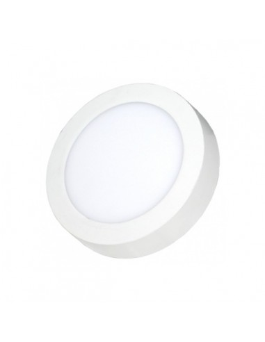 LED 15W MINI PANEL REDONDO BLANCO FRIO 1350LM 120º