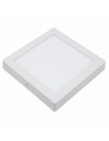 LED 8W MINI PANEL CUADRADO BLANCO FRIO 480LM 120º