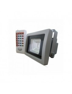 Proyector LED 10W Premium RGB Control Remoto RF 600Lm