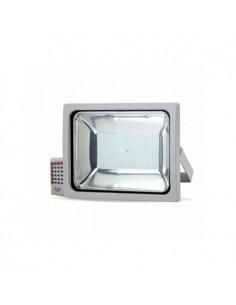 Proyector LED 50W Premium RGB Control Remoto RF 4000Lm