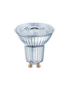 Bombilla Led GU10 Halógena Dicroica LED de 5,5W 50W Osram-LedVance de cristal y con intensidad regulable 36º | LeonLeds