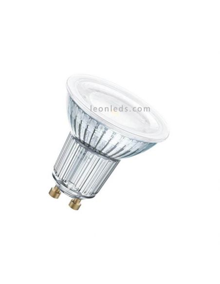 Bombilla LED GU10 Regulable 120º 8,3W Pharatom | Leónleds