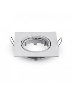 Aro Basculante Empotrable V-tac 3590 3591 3592 para Dicrioca LED | LeonLeds