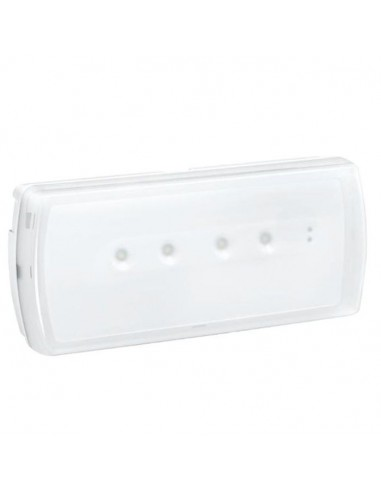 Luz Emergencia LED LEGRAND URA21 LED Permanete | LeonLeds