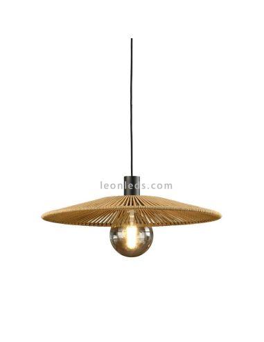Lámpara de techo Pamela de 50cm color arena ACB Iluminación | LeonLeds Iluminación