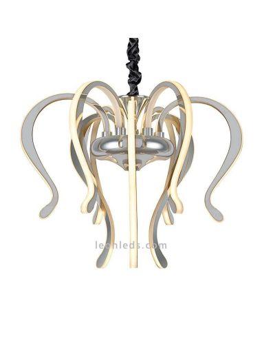 Lámpara de Techo LED Araña Versalles 106W 3000K | LeonLeds Iluminación