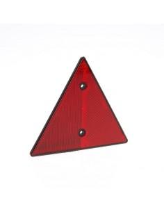 Catadióptrico Triángulo Rojo