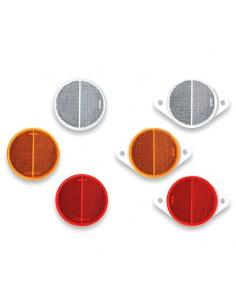 Catadióptrico Redondo 3 Colores