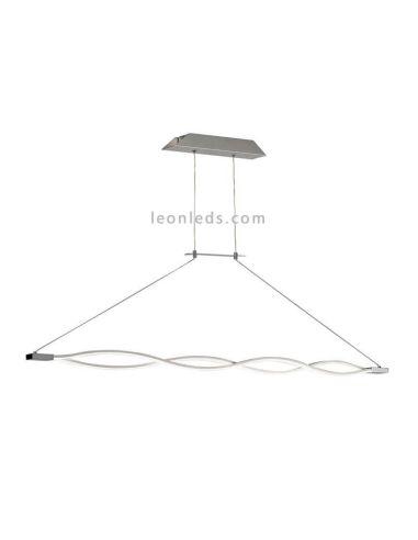Lámpara de Techo LED 36W Sáhara 3000K Mantra Iluminación - LeonLeds Iluminación