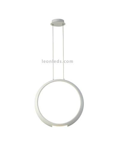 Lámpara de Techo LED estilo moderno | Lámpara LED serie Ring de mantra | LeonLeds Iluminación