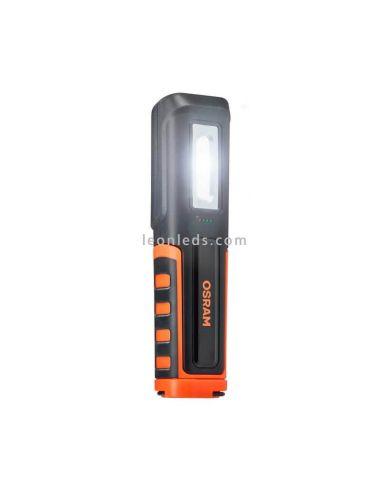 Linterna carga rápida de inspección LEDinspect FAST CHARGE PRO500   LeónLeds Iluminación   Linterna de mano encendida